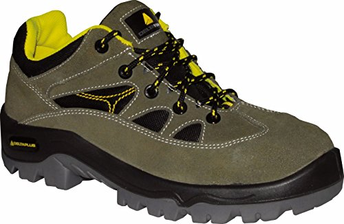 Deltaplus, Chaussures De Sécurité Pour Homme Green-black
