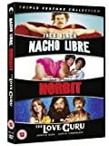 Nacho Libre / Norbit / The Love Guru Triple Pack [DVD] by Mike Myers