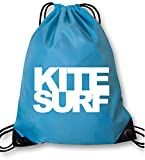 EZYshirt® Kitesurf Turnbeutel