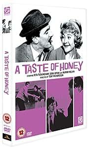 A Taste Of Honey [DVD] [1961]