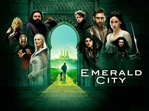 Emerald City - Staffel 1