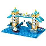 Nanoblock- Tower Bridge, NBH-065
