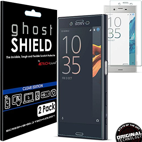 pack-of-2-techgearr-sony-xperia-x-compact-ghostshield-edition-genuine-reinforced-tpu-screen-protecto