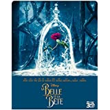 Disney La Belle et la Bête 2017 SteelBook Blu-ray 3D 2D Version Française