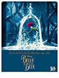 Disney La Belle et la Bête 2017 SteelBook Blu-ray 3D 2D Version Française (Import Suisse)