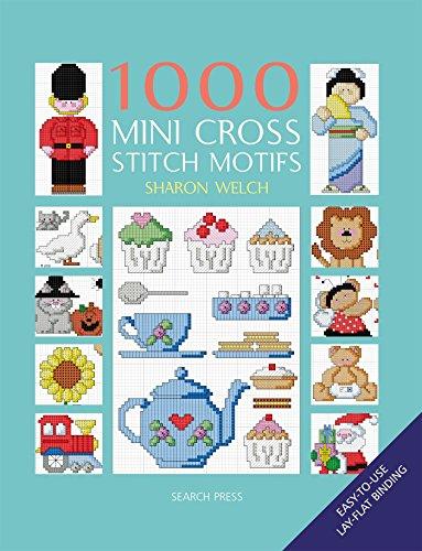 1000 Mini Cross Stitch Motifs