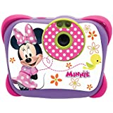 Lexibook DJ134MN - Kinder Elektronisches Spielzeug - 5 MP Disney Minnie Digitalkamera mit Blitz