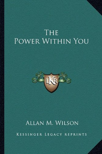 The Power Within You