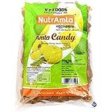 "Nutramla Amla Candy 1Kg Whole Fruit For Acidity ( Rich In Vit.""C"")"