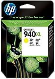 HP 940XL Gelb Original Druckerpatrone mit hoher Reichweite für HP Officejet Pro