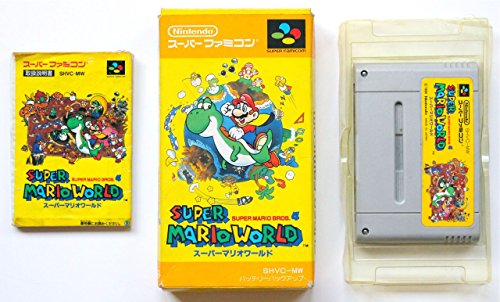 Super Mario Bros. 4 - Super Mario World [JP Import]