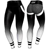 Anarchy Apparel Leggings, Hexagon
