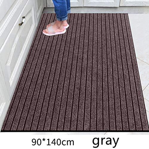 Alfombra suave para sala de estar, cocina, antideslizante, resistente al agua, alfombra para el hogar...