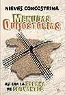 Menudas Quijostorias par Nieves Concostrina Villarreal
