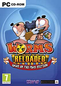 Worms Reloaded: Game of The Year Edition (PC DVD)