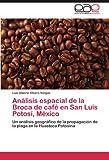 Análisis espacial de la Broca de café en San Luis Potosí, México