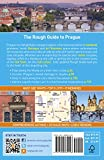 The Rough Guide to Prague by Rough Guides front cover