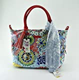 PashBag Borsa Donna Menton Diamond Feels 5124 Pash Bag Atelier Du Sac - PASH BAG - amazon.it