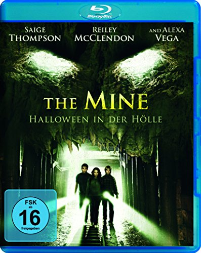 The Mine - Halloween in der Hölle [Blu-ray]
