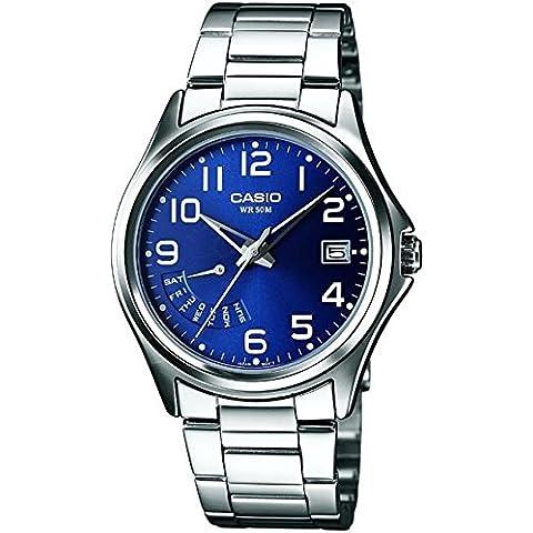 Casio MTP-1369PD-2BVER Reloj de Hombres