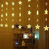 Tenda Principale Luce, Stella Flashing Lights, Il Giorno di Natale al Coperto e all'aperto luci Decorative, Cassaforte Bassa Tensione, Non Facile da Calore Warm White