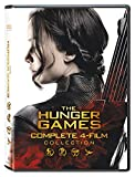 Hunger Games: Complete 4 Film Collection [Edizione: Stati Uniti]