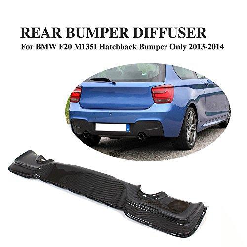 Preisvergleich Produktbild jcsportline Carbon Heckdiffusor für F20M Bumper 2012–2014