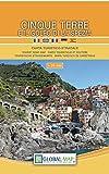 Cinque Terre. Carta turistico-stradale 1:35.000 (cm 97x67)