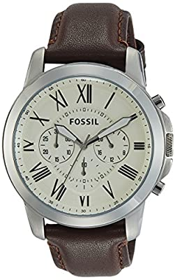 Authentic Fossil Watch Grant (FS4735)