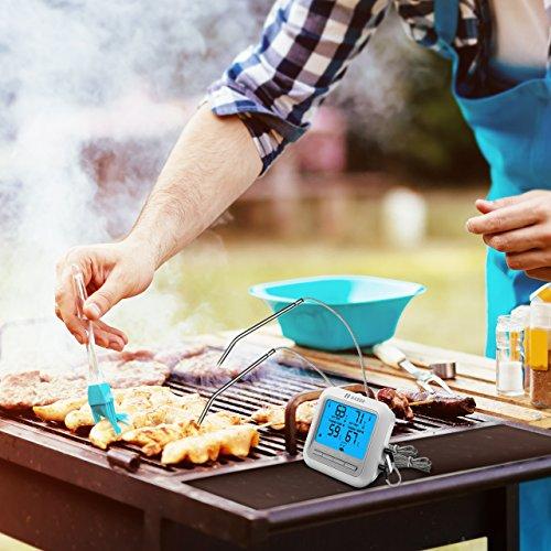 Zoom IMG-1 habor cucina timer doppia termometro