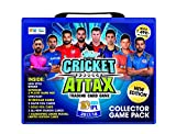 #2: Topps Cricket Attax IPL CA 2017 Collector Game Pack, Multi Color