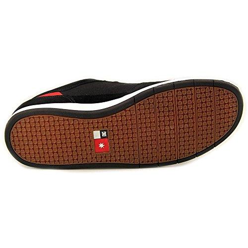DC, Sneaker uomo rosso Atletico Rosso nero / rosso