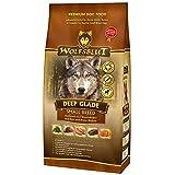 Wolfsblut Deep Glade SMALL Breed Trockenfutter für Hunde mit Rothirsch und Wasserbüffel - 2 kg