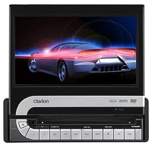 Clarion VRX 888 RBT Vidéo Embarquée Ecran Coulissant, 16:9 Tuner Intégré Bluetooth USB