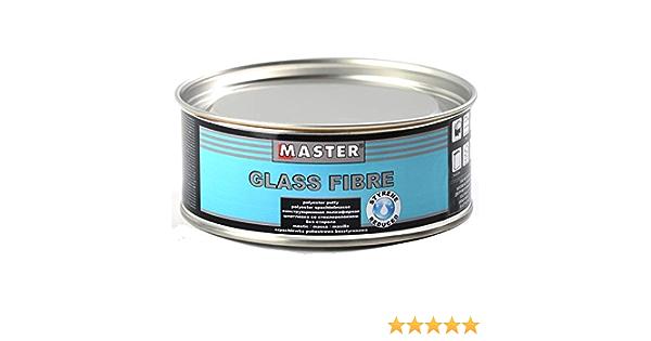 Troton Spachtelmasse Glasfaser 1kg Polyester Inkl Härter Glasfaserspachtel Polyesterspachtelmasse Spachtel Auto