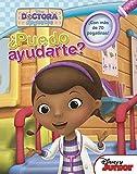 Doctora juguetes. Libro de pegatinas. ¿Puedo ayudarte? (Disney. Doctora Juguetes)