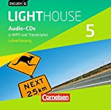 English G Lighthouse - Allgemeine Ausgabe: Band 5: 9. Schuljahr - Audio-CDs (Vollfassung): Audio-Dateien auch als MP3