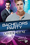 Bachelors Party (Brandt and Donnelly Capers Book 5) (English Edition)
