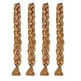 Rich-home capelli treccia jumbo Fibra chimica Treccine Lunghe Capelli Finti Più colori disponibili