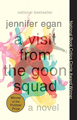 A visit from the goon squad audio book free.