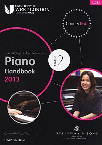 Zoom IMG-1 lcm piano handbook 2013 grade