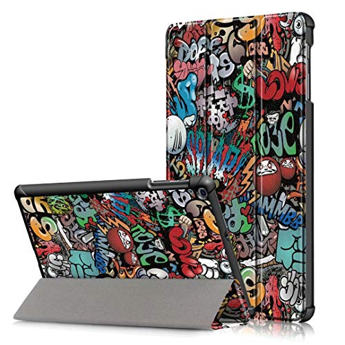 custodia per tablet samsung 10.1 Fmway Cover Custodia per Samsung Galaxy Tab A 10.1 Pollice (T510/T515) 2019 con Funzione di Stand