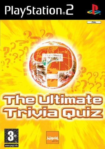 The Ultimate Trivia Quiz (PS2) - Playstation Trivia 2
