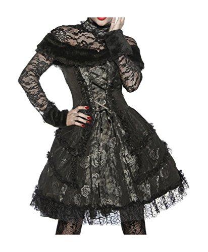 �m von luxury & good Dessous L (Vampir Trikot Kostüme)