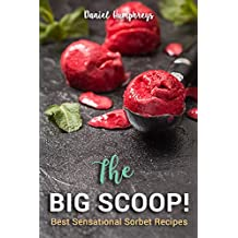 The Big Scoop!: Best Sensational Sorbet Recipes - Dairy-Free Desserts to Make at Home (English Edition)