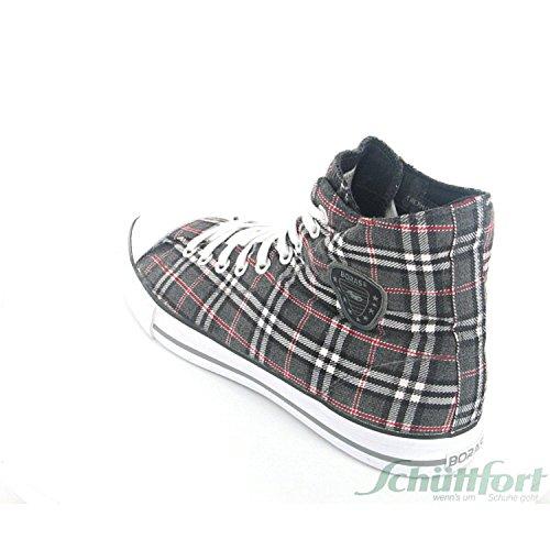 BORAS EDGE 3863909 adulte (homme ou femme) Chaussures de sport Gris