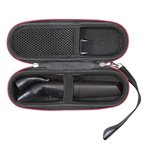 Sacoche de transport rigide pour étui de voyage portable pour Philips MG1100 / 16 série 1000 Shaver