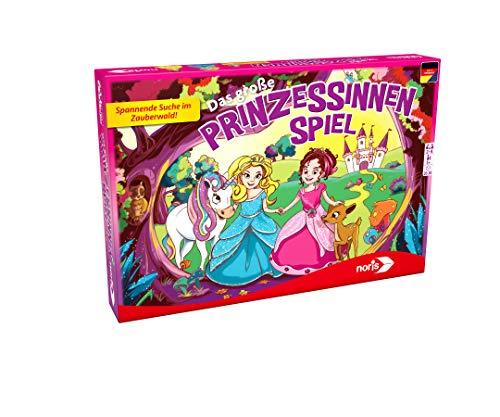 Noris Spiele 606011684 - el Gran Princesa Parte