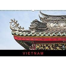 Vietnam (Wandkalender 2018 DIN A3 quer): Eine Fotoreise durch das faszinierende Vietnam. (Monatskalender, 14 Seiten ) (CALVENDO Orte) [Kalender] [Apr 01, 2017] Ristl, Martin