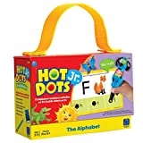 Best Educational Insights Card Games - Learning Resources Hot Dots Jr. Alphabet Practice Cards Review